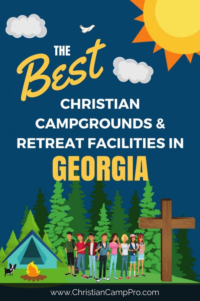 Best Camps Retreats in Georgia