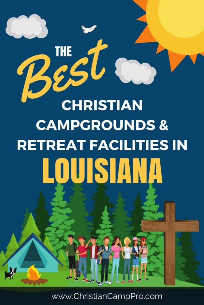 Best Camps Retreats in Louisiana