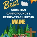 Youth Camps and Retreat Centers in Maine