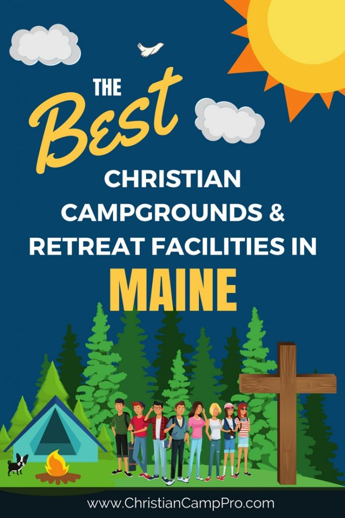Best Camps Retreats in Maine