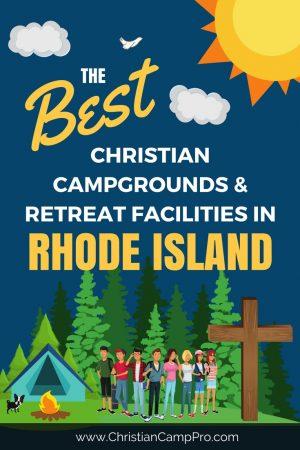Best Camps Retreats in Rhode Island