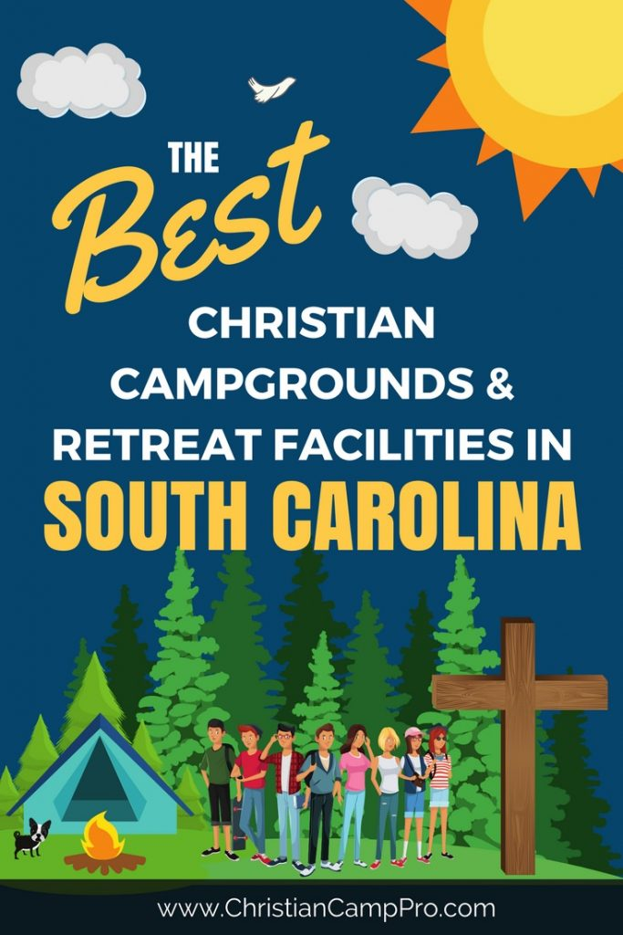 best youth camps in south carolina