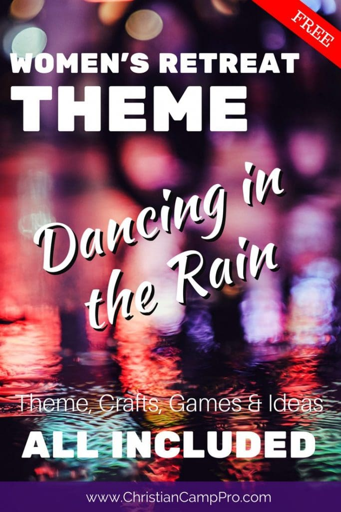 dancing in the rain theme
