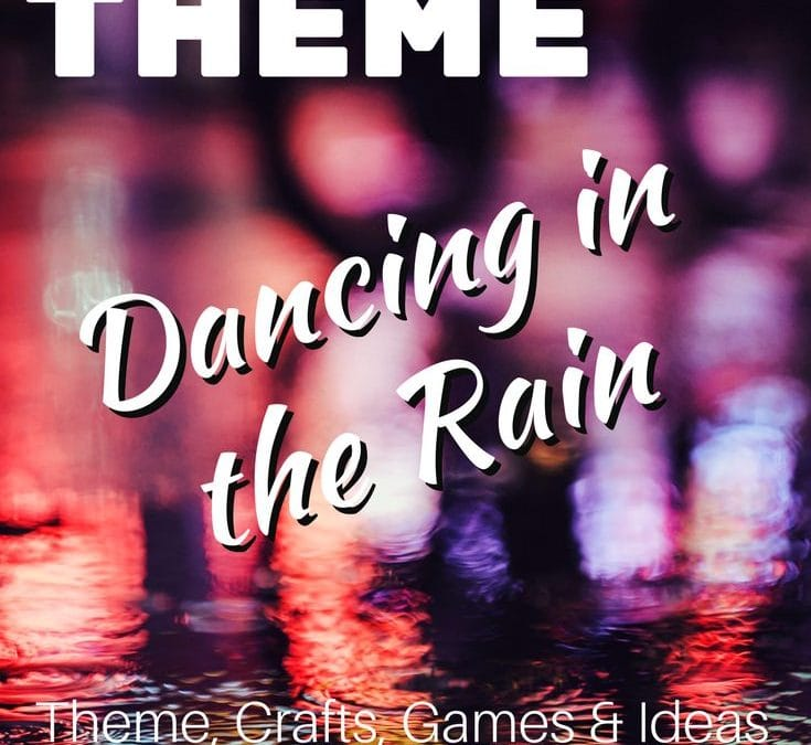 Dancing in the Rain: A Women's Retreat for Troubled Times