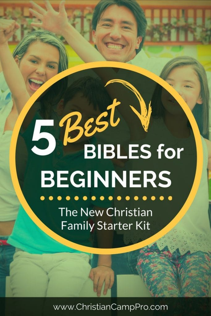 best bibles for beginners