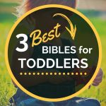 best bibles for toddlers