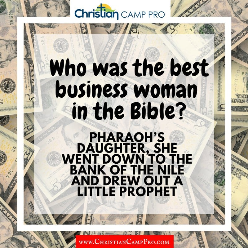 best business woman in the bible