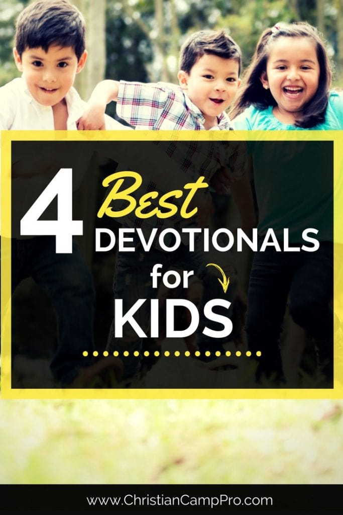 best devotionals for kids