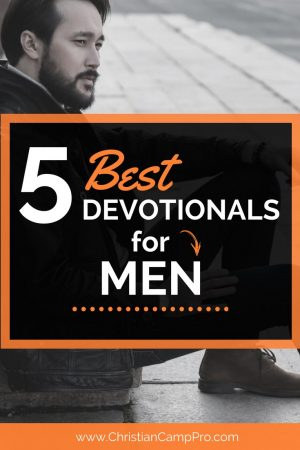 best devotionals for men