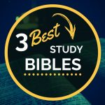 3 Best Study Bibles