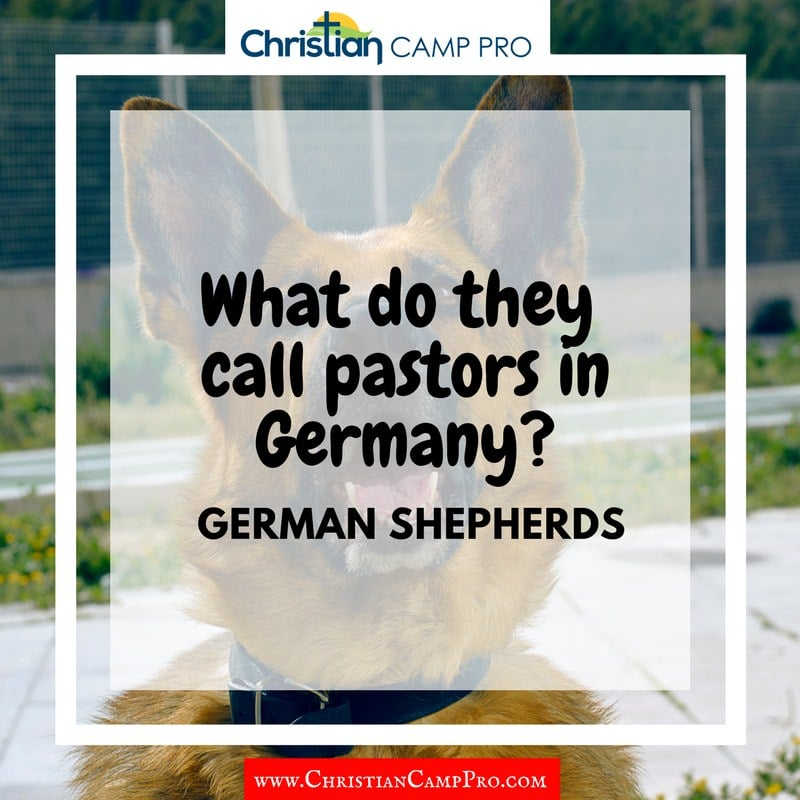pastors in germany called