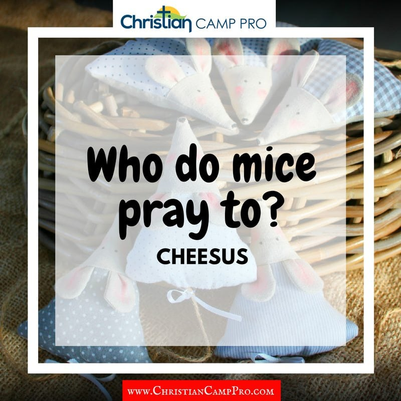 who do mice pray to