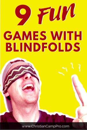 fun games with blindfolds