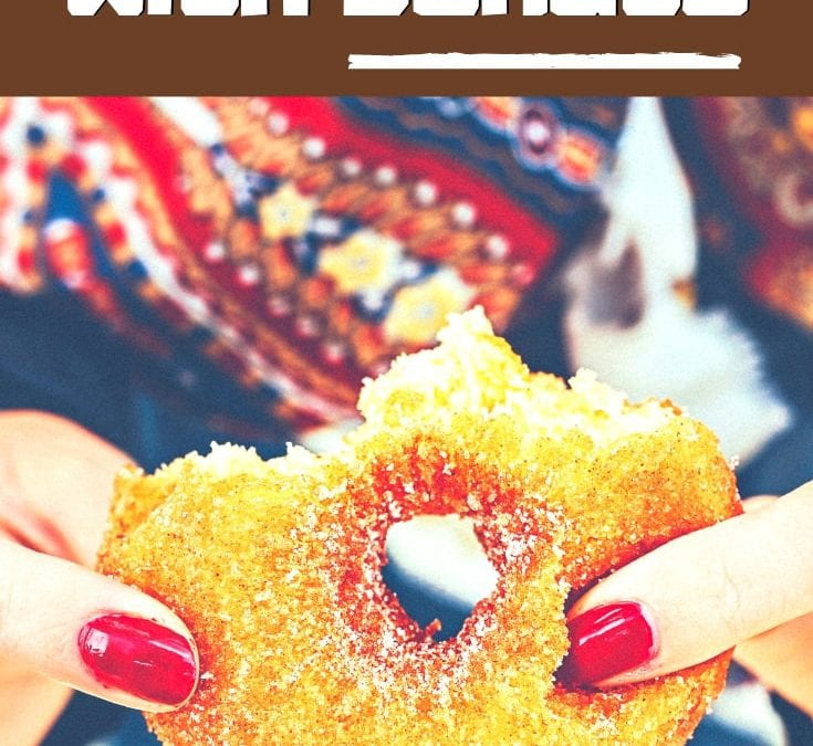 5 Fun Games with Donuts