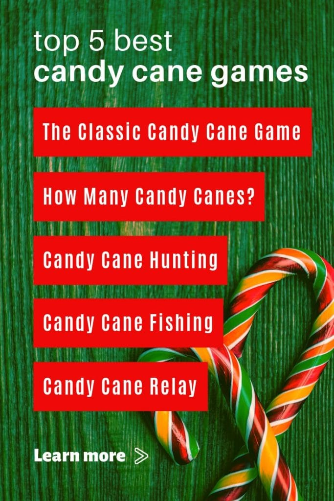 best candy cane games for christmas