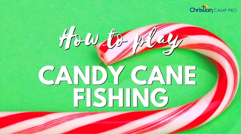 how to play candy cane fishing