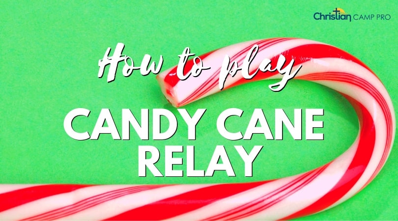 how to play candy cane relay