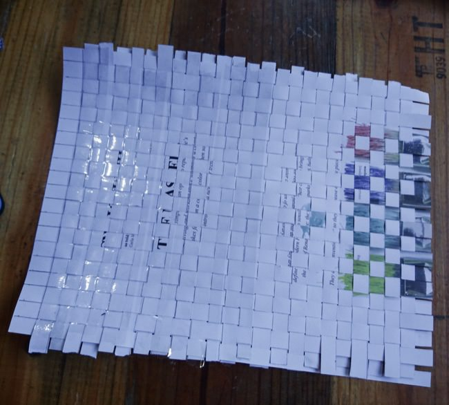 diy woven cards step 4c