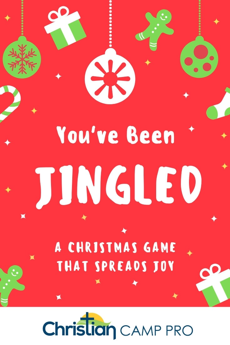 photograph regarding You've Been Elfed Printable identify Youve Been Jingled: A Xmas Recreation that Spreads Happiness