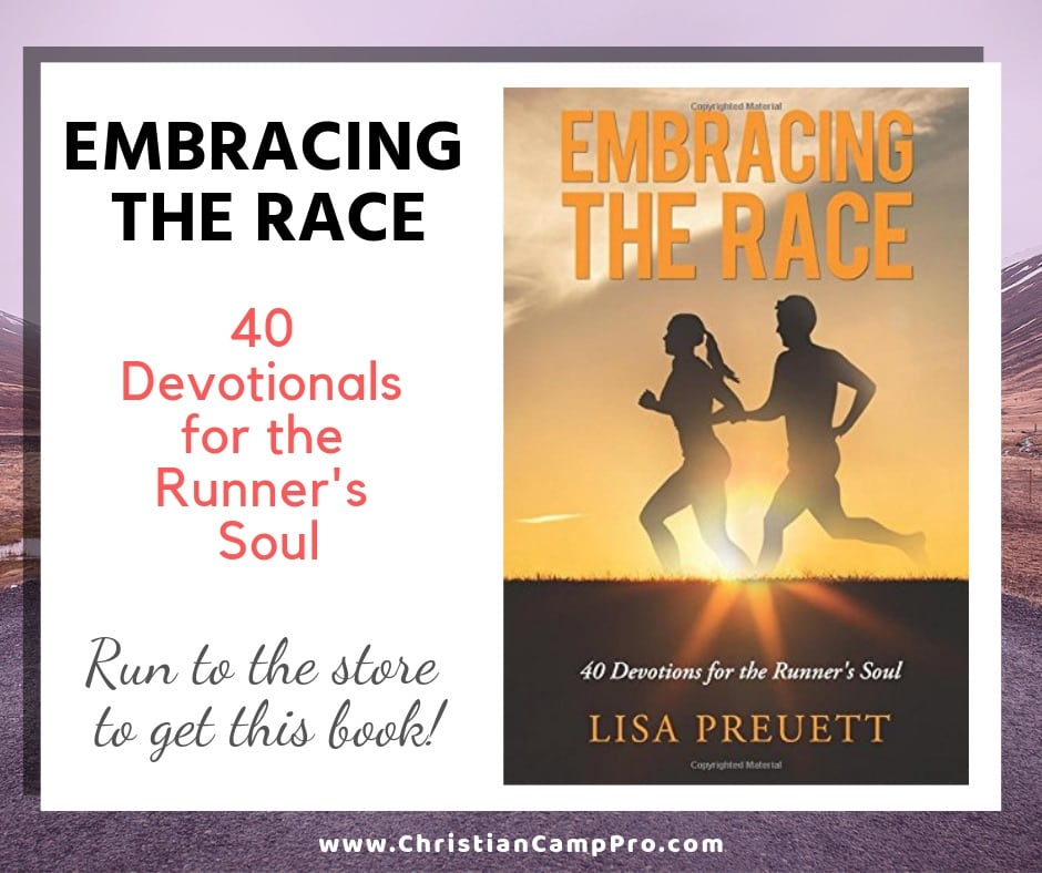 embracing the race devotional for runners