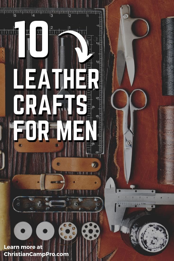 leather crafts for men
