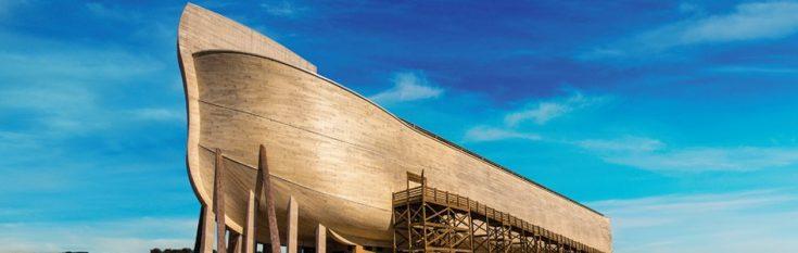 Life-size Noah's Ark