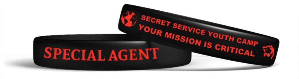custom youth theme wristband