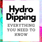 Hydro Dipping Guide