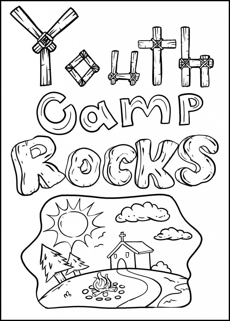 youth camp rocks