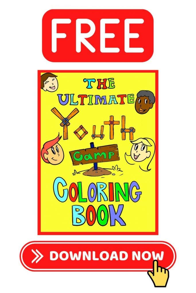 free camp coloring book