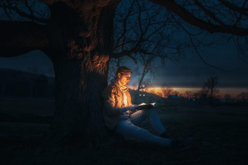 seeking wisdom reading